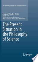 The Present Situation in the Philosophy of Science