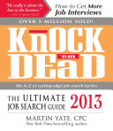 Knock 'em Dead 2013: The Ultimate Job Search Guide - Seite 81