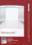 Merchandising Mathematics for Retailing, Myfashionkit + Pearson Etext Access Code