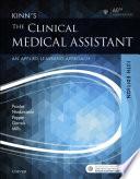 Kinn S The Clinical Medical Assistant