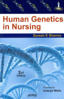 Human Genetics in Nursing Book