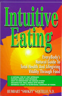 Intuitive Eating Book PDF