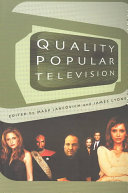 Quality Popular Television: Cult TV, the Industry and Fans