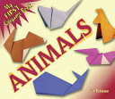 My First Origami Book Animals