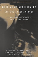 Les Onze Mille Verges  Or  The Amorous Adventures of Prince Mony Vibescu