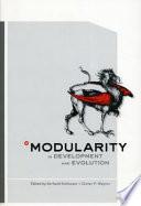 Modularity in Development and Evolution