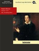 Robert Elsmere (Volume 1 of 3) (EasyRead Large Bold Edition)