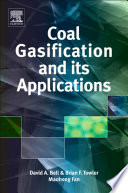Coal Gasification And Its Applications Book PDF
