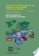 The Role of Food  Agriculture  Forestry and Fisheries in Human Nutrition   Volume III Book