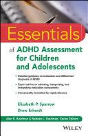 Essentials of ADHD Assessment for Children and Adolescents Pdf/ePub eBook