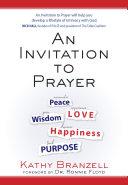 An Invitation to Prayer