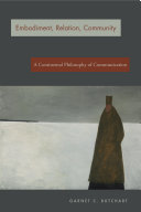 Embodiment, Relation, Community Pdf/ePub eBook