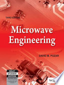 Microwave Engineering, 3Rd Ed