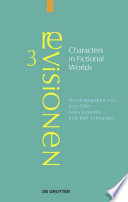 Characters In Fictional Worlds Book PDF