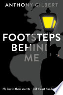 Footsteps Behind Me Book PDF