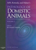 Pathology of Domestic Animals Book