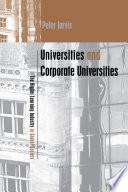 Universities and Corporate Universities Book