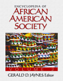 Encyclopedia of African American Society