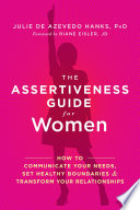 The Assertiveness Guide For Women PDF