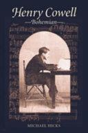 Henry Cowell, Bohemian ebook
