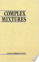 Complex Mixtures Book