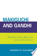 Makiguchi and Gandhi