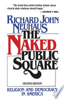 The Naked Public Square Book