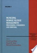 Municipal Sewage Sludge Book