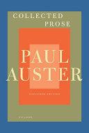 Collected Prose [Pdf/ePub] eBook