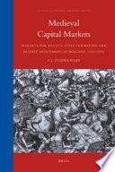 Medieval Capital Markets