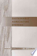 Sustainable Agriculture Systems Book
