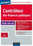 Contrôleur des finances publiques - Concours externe et interne - 2e éd.