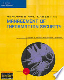 Readings and Cases in the Management of Information Security