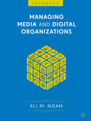 Managing Media and Digital Organizations