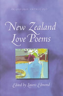 New Zealand Love Poems