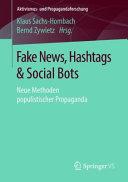 Fake News  Hashtags   Social Bots Book