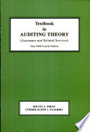 Textbook in Auditing Theory