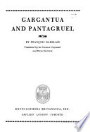 Great Books of the Western World: Rabelais