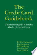 The Credit Card Guidebook