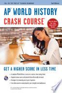 AP® World History Crash Course Book + Online