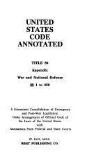 United States Code Annotated