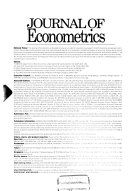 Journal of Econometrics Book