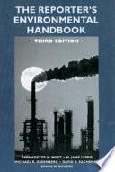 The Reporter S Environmental Handbook Book PDF