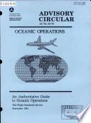 Oceanic Operations Book