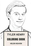 Tyler Henry Coloring Book