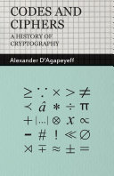 Pdf Codes and Ciphers - A History Of Cryptography Telecharger
