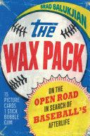 The Wax Pack Pdf/ePub eBook