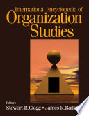 International Encyclopedia Of Organization Studies