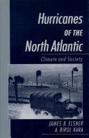 Hurricanes of the North Atlantic ebook