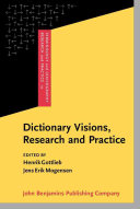Dictionary Visions  Research and Practice
